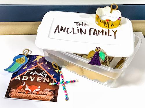 Family Advent Box